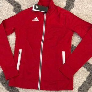 Adidas women's jacket size XS S